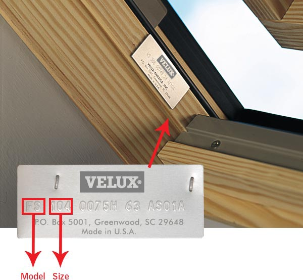 Velux bs6206a